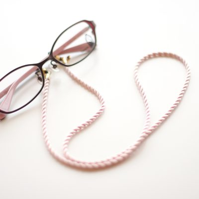 twist silk glasses cord