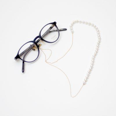 Cotton Pearl Chain / Necklace